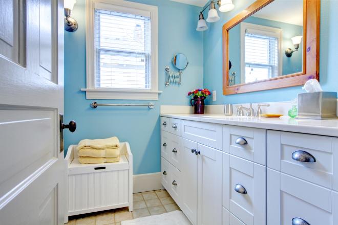 Detersivo fatto in casa detergente in polvere per il bagno