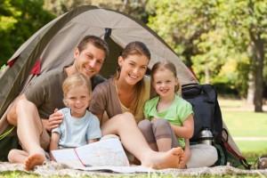 Risparmiare sulle vacanze con il campeggio