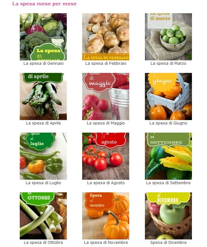 spesa-mese-per-mese-risparmiare-frutta-verdura-pesce-carne-di-stagione