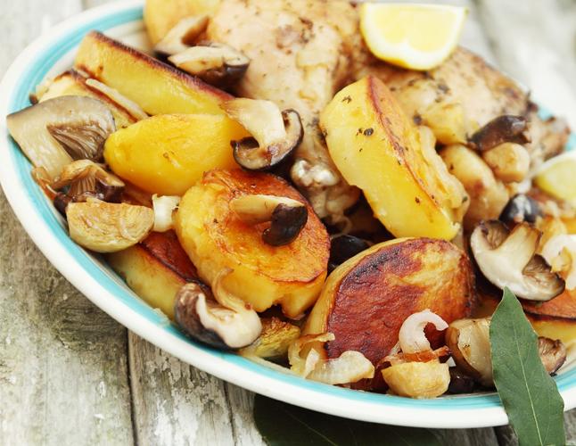 50 ricette per cucinare il pollo e risparmiare