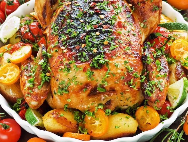 ricette per cucinare il pollo risparmiare