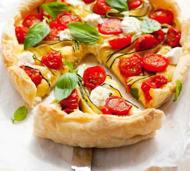 100 ricette di torte salate per cucinare risparmiando | Risparmiare ...