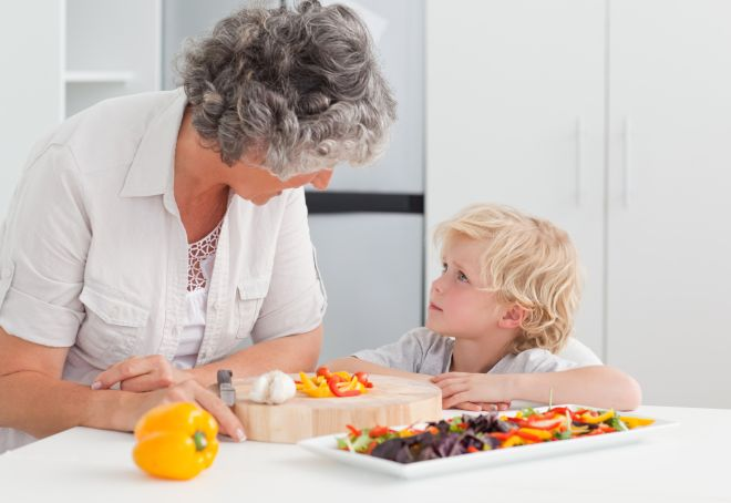 10 consigli della nonna per risparmiare in casa for Piani di casa della nonna