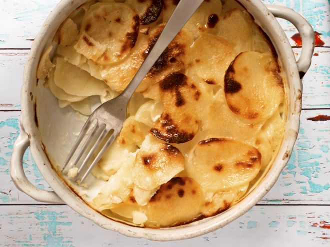 100 ricette facili e veloci con le patate per risparmiare - Differenza panna da cucina e panna fresca ...