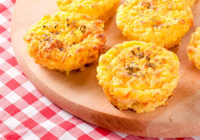 riciclare-avanzi-di-pure-tortini-muffin-di-patate-al-forno