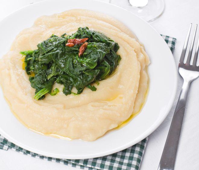 purea-di-fave-cicoria-ricette-con-legumi-risparmiare