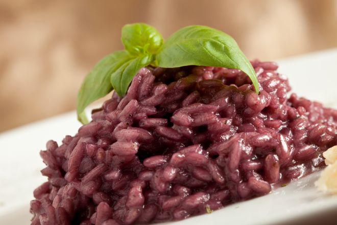 ricette-risotto-risparmiare-vino-rosso