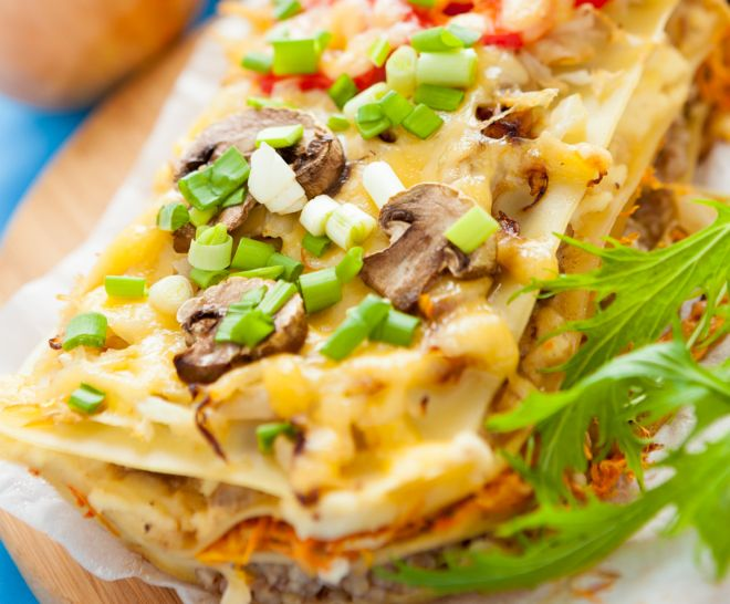 lasagne-in-bianco-al-forno-ricetta-funghi-verdure