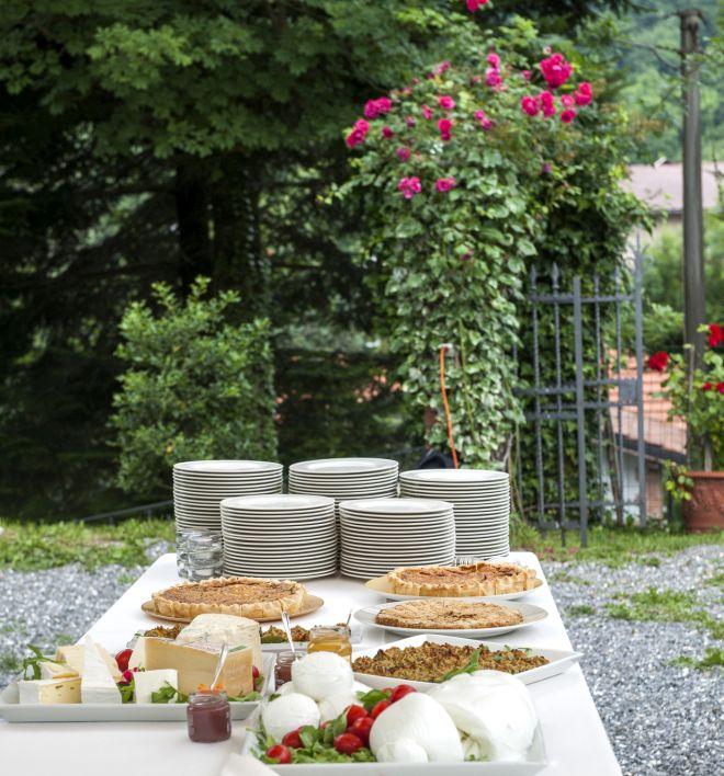 Buffet di matrimonio fatto in casa risparmiare di mammafelice - Risparmiare in casa ...