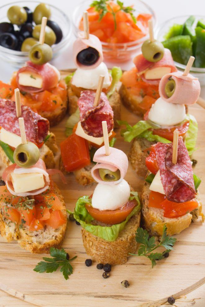 Buffet di matrimonio fatto in casa risparmiare di for Idee per aperitivo a casa