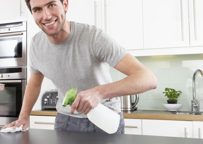Salviette igienizzanti per la casa fai da te risparmiare di mammafelice - Risparmiare in casa ...