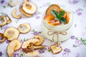 Yogurt con fermenti lattici vivi fatto in casa