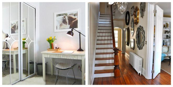 Rinnovare casa in modo economico risparmiare di mammafelice - Rinnovare porte interne tamburate ...