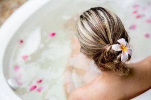 Come preparare un bagno rilassante