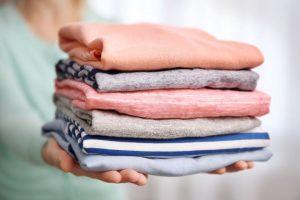 Come organizzare il bucato e gli armadi in modo facile