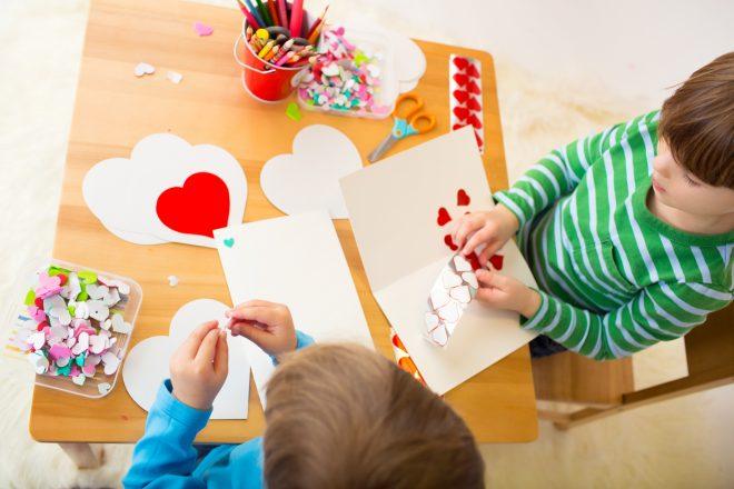 Adesivi fai da te per bambini