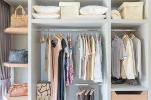 Cambio di stagione: come sistemare l'armadio?