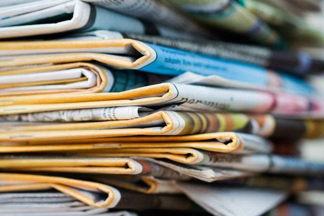 Come riutilizzare quotidiani e riviste