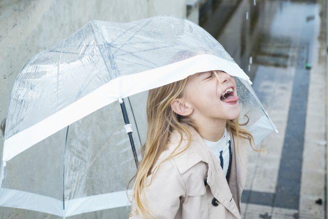 Come non perdere gli ombrelli