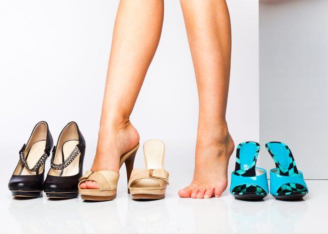 Come conservare al meglio le scarpe