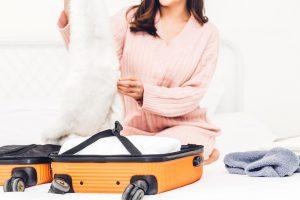Viaggiare risparmiando: organizzare la valigia