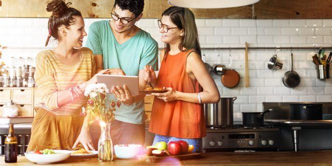 Risparmio da fuori sede cucinare a casa