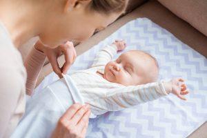 Risparmiare sulla cura di un neonato