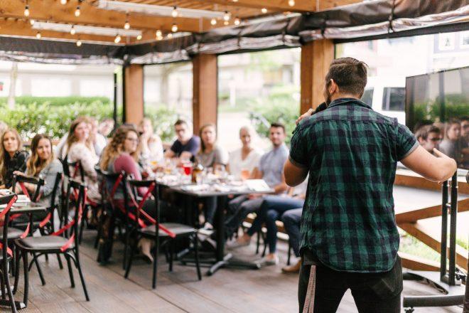 Corsi di formazione gratuiti ted talks
